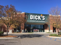 Dick`s Sporting Good store Stock Images