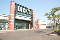 Dick's sporting goods Royalty Free Stock Images