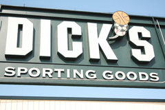 Dick's sporting goods Stock Photo