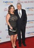 Dick Van Dyke & Arlene Silver Stock Photos