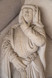 Dick Whittington Statue στο Λονδίνο Στοκ Εικόνες