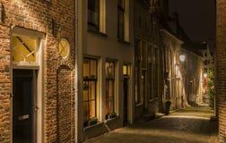 Dickens Festival Bergkerkplein Royalty Free Stock Images