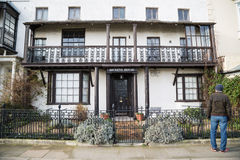 Dickens House Museum, Broadstairs Stock Photography