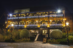 The Dickens Inn Public House in London Stock Photography
