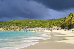 Dickenson Bay, Antigua Royalty Free Stock Image