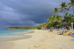 Dickenson Bay, Antigua Royalty Free Stock Images