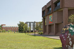 dickinson fairleigh πανεπιστήμιο Στοκ φωτογραφία με δικαίωμα ελεύθερης χρήσης