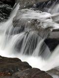 Dicks Creek Falls 1. Waterfall at Dicks Creek Fall, North, GA Royalty Free Stock Images