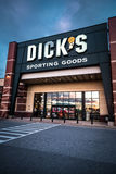 Dicks Sporting Goods store sign and logo Stock Photos