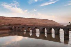 Dicle-Brücke Stockbilder