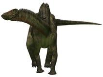 Dicraeosaurus - 3D Dinosaur Stock Image
