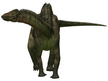 Dicraeosaurus - dinosaur 3D Image stock