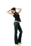 Dicso dancer Royalty Free Stock Photo