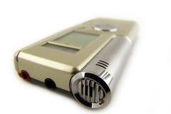 Dictáfono Foto de archivo libre de regalías