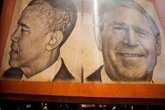 Dictadores Imagenes de archivo