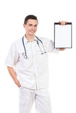 Dictamen médico Imagen de archivo libre de regalías