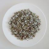 Dictamnus do Origanum do dittany de Cretan - flores e folhas secadas f Fotografia de Stock