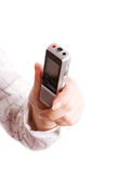 Dictaphone Stock Images
