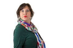 Free Dictatorial Look From Autocratic, Dominant Woman Stock Photos - 35911543