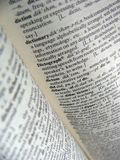 Dictionary Stock Images