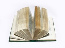 Dictionary. The open Russian-English dictionary Stock Image