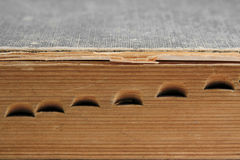 Dictionary Tabs Stock Photo