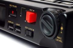 Dictophone de Digitaces Foto de archivo libre de regalías