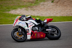 Didac Fernandez pilot of Stock Extreme in the CEV Stock Images