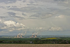 Didcot power station Stock Image