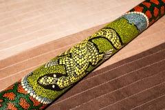 Didgeridoo Royalty Free Stock Image