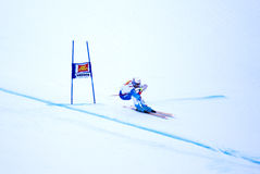 Didier Defago - Fis World Cup Royalty Free Stock Photo