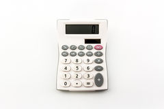 Didigital calculator Royalty Free Stock Photography