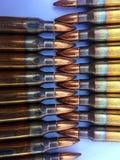 Die 5 56Ã-45mm Munition Stockbilder