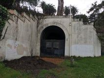 Die Überreste des schwarzen Punktes San Francisco, 2 Lizenzfreie Stockfotos
