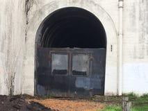 Die Überreste des schwarzen Punktes San Francisco, 3 Lizenzfreies Stockfoto