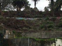 Die Überreste des schwarzen Punktes San Francisco, 4 Lizenzfreies Stockfoto