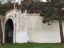 Die Überreste des schwarzen Punktes San Francisco, 1 Stockfotos