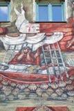 Die Übertragung des Körpers von St James in Spanien stockfoto