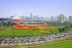 Die 8. Ausstellung China-Asean stockfotos