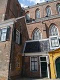 Die AA-Kirche in Groningen in den Niederlanden Lizenzfreies Stockfoto
