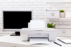 Die Abbildung auf einem weißen Hintergrund Lizenzfreie Stockbilder