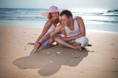 Die Abbildung der Liebe Lizenzfreie Stockfotos