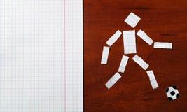 Die Abbildung des Mannes Stockbilder