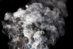 Die abstrakte Abbildung des Rauches Lizenzfreie Stockfotos