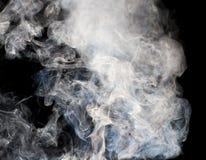 Die abstrakte Abbildung des Rauches Lizenzfreie Stockfotografie