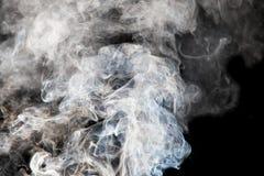 Die abstrakte Abbildung des Rauches Lizenzfreies Stockfoto