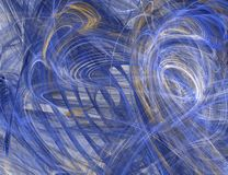 Die abstrakte Farbenbeschaffenheit Lizenzfreie Abbildung