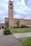 Die Abtei auf Mt Angel Oregon Stockfotos