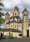Die Abtei Maria-Laach in Deutschland Lizenzfreie Stockfotos