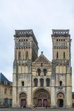 Die Abtei von Heilig-Dreiheit in Caen Lizenzfreies Stockbild